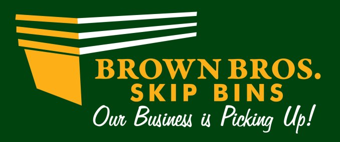 BROWN BROS SKIP BINS